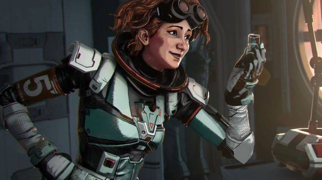 Apex Legends' new character is a time-traveling mom with a grudge