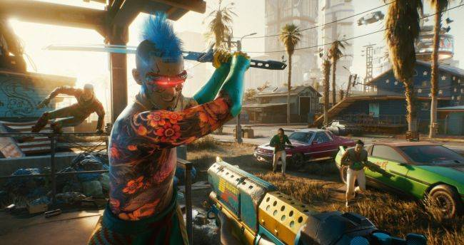 Cyberpunk 2077 is 'ready for the PC,' but current-gen console versions still need work