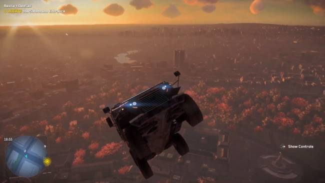 Watch Dogs: Legion glitches see jeeps soar over London and NPCs with no skin