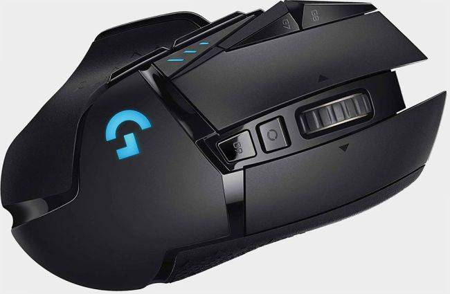Logitech's G502 wireless gaming mouse is on sale for $100, its lowest price ever
