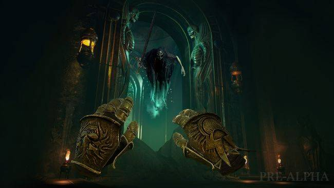 New Warhammer VR game casts you as a storm wizard in the land of the dead