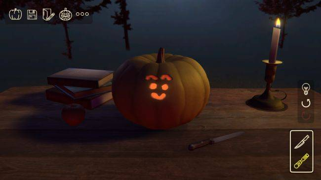 Mayor Bones wants to test your pumpkin carving prowess
