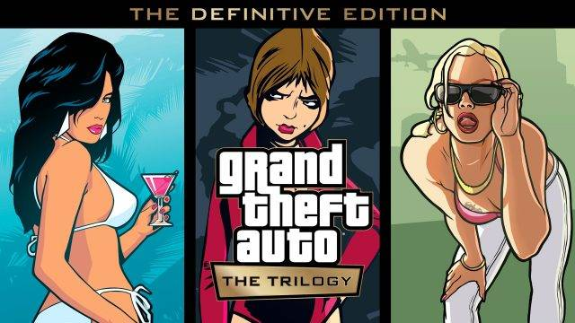 Grand Theft Auto: The Trilogy — The Definitive Edition Launches Digitally in November, Physically in December