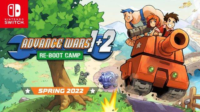 Advance Wars 1+2: Re-Boot Camp Delayed Into 2022