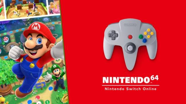 38 Nintendo Switch Online N64 Games Are Planned, Dataminer Says