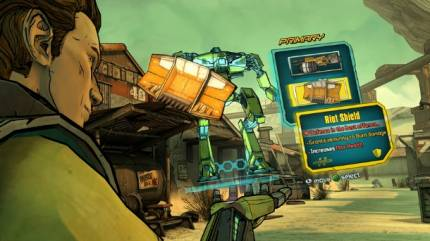 Telltale's Twist On Borderlands Doesn't Deviate, But Does Delight