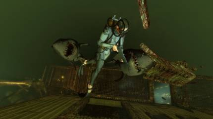 Live Out Your Jaws Fantasies In November When Depth Pits Man Versus Shark
