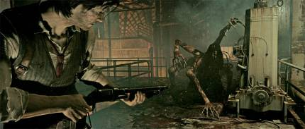 New Evil Within Screenshot Gallery Shows 'Laura,' Other Horrors