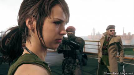 What Is The Buddy System In Metal Gear Solid V: The Phantom Pain?