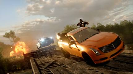 Check Out Battlefield Hardline's 'Hotwire' High-Speed Chase Multiplayer Mode