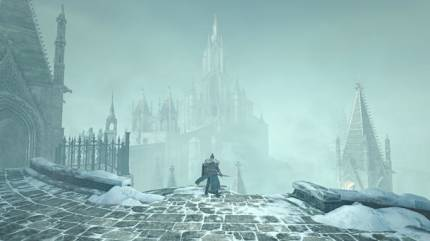 Trudge Through The Snow In The Latest Screens