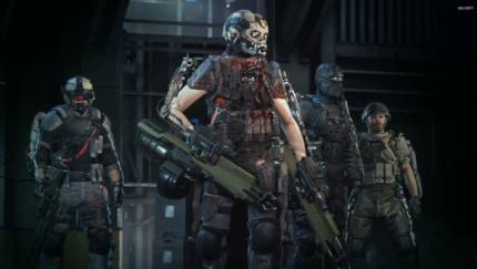 Call Of Duty: Advanced Warfare Co-Op Exo Survival Mode Revealed In New Trailer