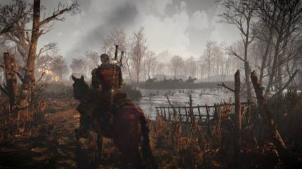 Developer Diary Discusses The Witcher 3's Wide Open World