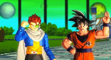 Extended Dragon Ball Xenoverse TGS Trailer Shows More Customizations And Story