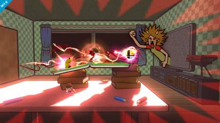 Game & Wario's Best Games Gets Its Own Stage In Super Smash Bros. Wii U