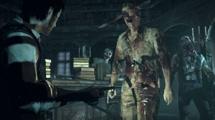 Hot Lead, Cold Steel, And Surviving In The Evil Within
