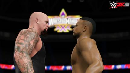 WWE 2K15's MyCareer Mode Lets You Take A Wrestler From Scrub To Star