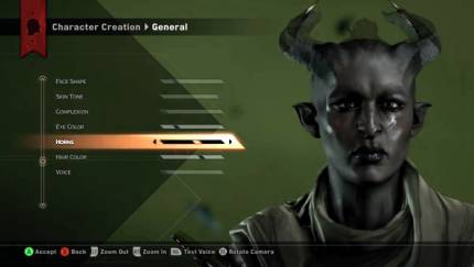 See How You'll Make Your Dragon Age Inquisitor In Your Image