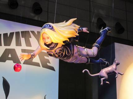 The Zany And Unique Sights From The TGS 2015 Show Floor