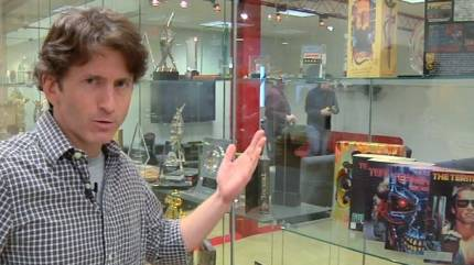 Tour Fallout 4's Bethesda Game Studios With Todd Howard