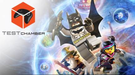 Test Chamber – Lego Dimensions