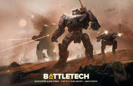 Reinventing Battletech 31 Years Later