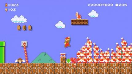 Play Super Mario Maker Levels Created By The Game Informer Editors