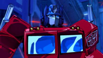 Transformers: Devastation's Peter Cullen On Playing Optimus Prime Then And Now
