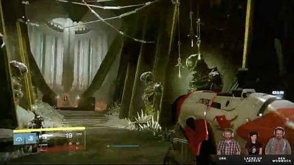 The Court Of Oryx Detailed In Latest Bungie Live Stream