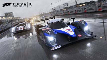 Forza 6 Commercial Pays Homage To The Racing Games Of Yesteryear