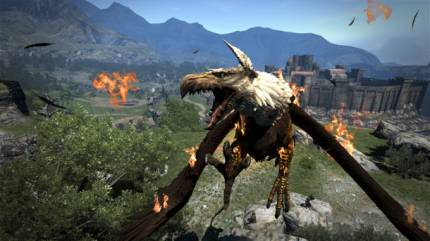 Dragon's Dogma Swoops Onto PC In January