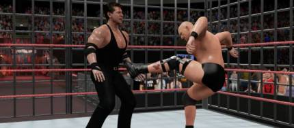 WWE 2K16's Cavalcade Of Stars Strut Their Stuff