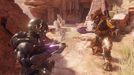 Halo 5: Guardians' Campaign Feels Like A Series Coming To Life
