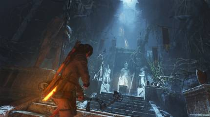 Rise Of The Tomb Raider's First Three Hours Put An Emphasis On Exploration