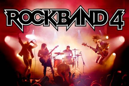 Rock Band 4's First Free Feature Update Adds Variable Breakneck Speed