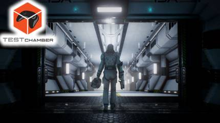 Test Chamber – The First 30 Minutes Of The Turing Test