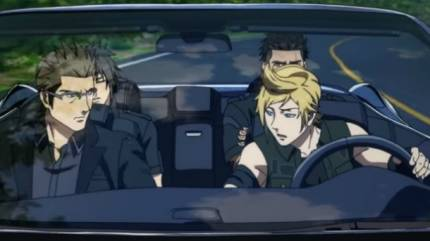 Our Impressions Of The Final Fantasy XV Anime So Far