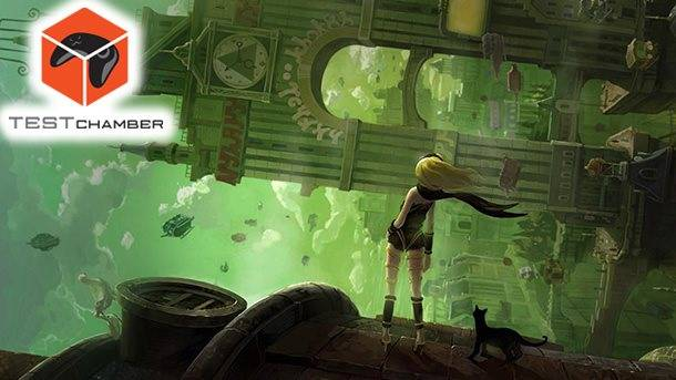 Test Chamber – 15 Minutes With Gravity Rush 2