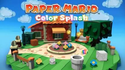 Painting The World In Paper Mario: Color Splash