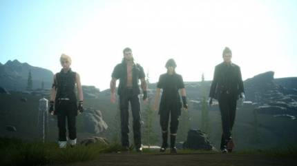 Taking A Trip Through The First Hours Of Final Fantasy XV
