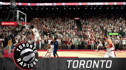 Take A Tour Of NBA 2K17's Arenas