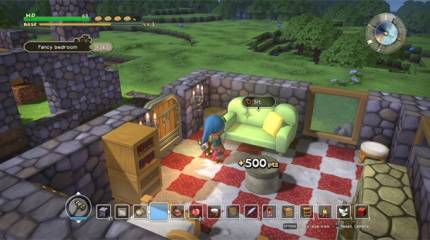 New Dragon Quest Builders Trailer Lays Out Its Constructive Premise