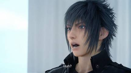 Tempers Flare In Final Fantasy XV's TGS Trailer