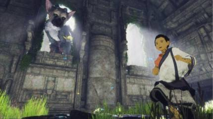 Hands-On With The Last Guardian's Beautiful Struggle