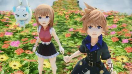 Latest World Of Final Fantasy TGS Trailer Shows Off Its Adorable References