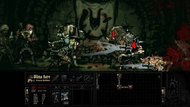 Darkest Dungeon Hits PS4 And Vita On September 27