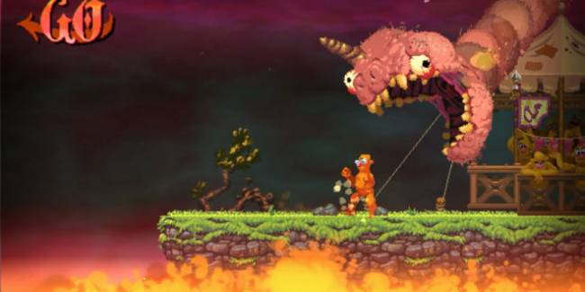 Nidhogg 2 Announced; Looks Unrecognisable