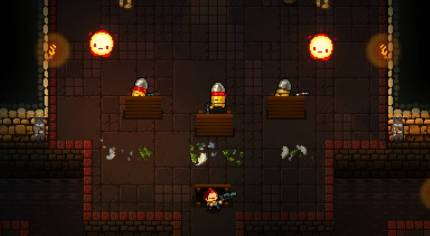 Free Supply Drop Update Coming To Enter The Gungeon