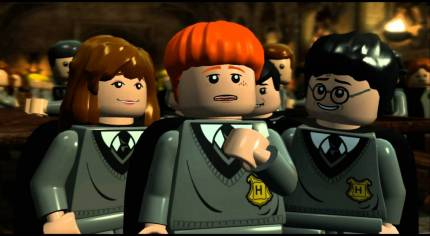 All the LEGO Harry Potter Games in One Collection for PS4