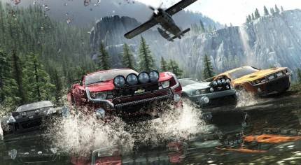 Next Free Ubisoft Title Will be The Crew